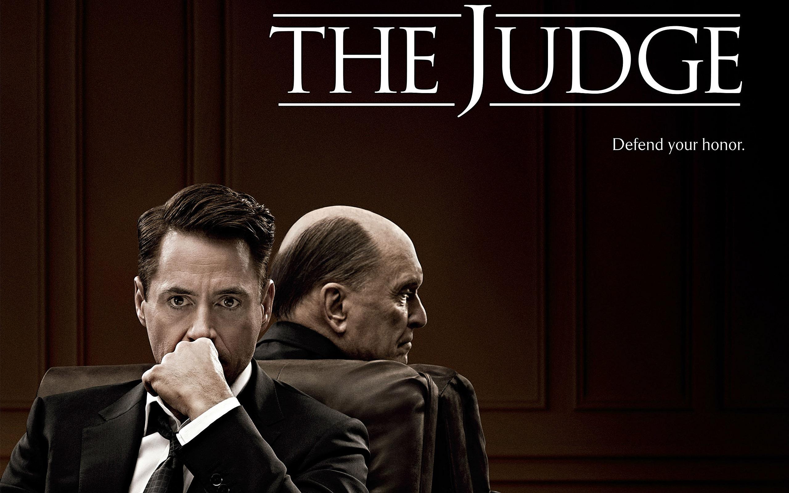 ภาพยนตร์ The Judge (2014) เดอะ จัดจ์ สู้เพื่อพ่อ