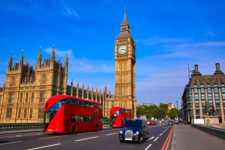 การเดินทางไปประเทศอังกฤษ